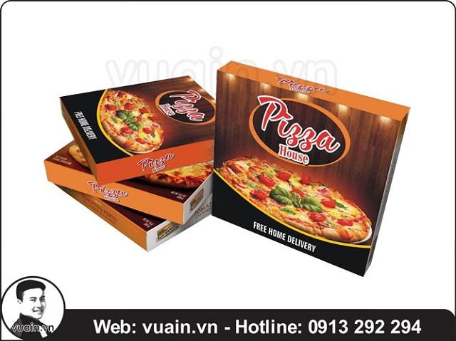 hộp pizza